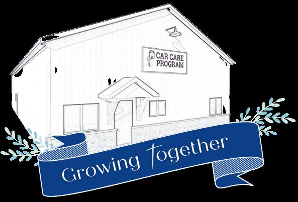 car care program capital campaign logo